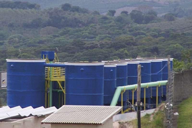 ETES e ETAS – Estações de Tratamento de Esgoto e Água