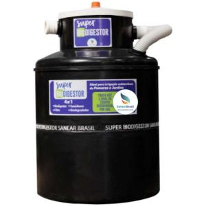 Distribuidor de biodigestor