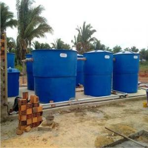 Empresa de tratamento de agua