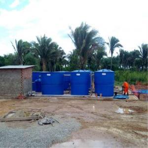 Estação de tratamento de água preço