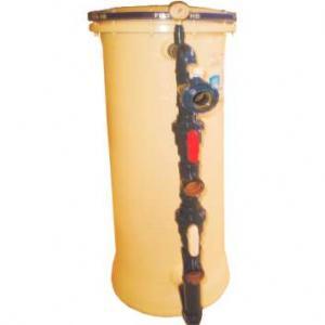 Fabrica de filtros para tratamento de água