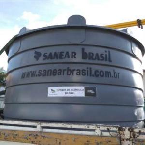 Fabrica de tanques de polietileno