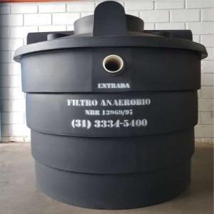 Preço filtro anaeróbio