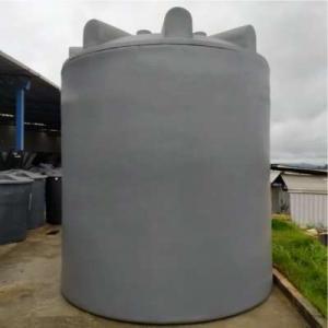 Reservatório para captação de água de chuva